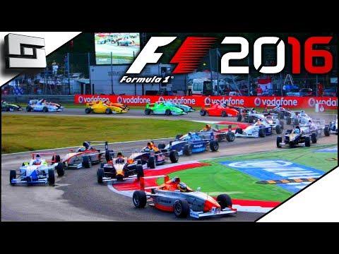 F1 2016 - QUALIFYING MONACO!