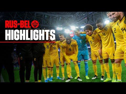 #EURO2020 | Highlights | Russia vs Belgium 1-4