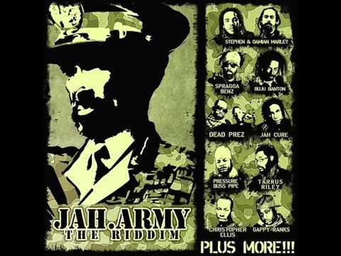 Jah Army Riddim Instrumental Version * June 2011*