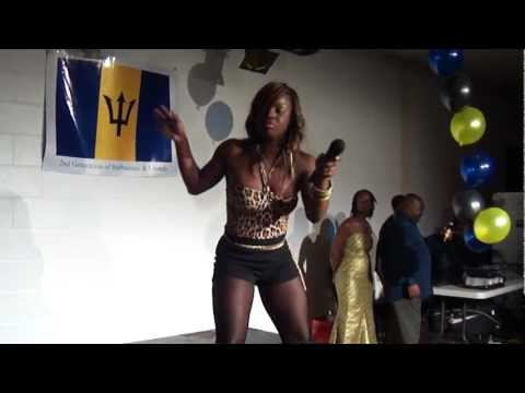 Ms Desire pt 3 Mind Your Own Business (#MYOB) @ Barbados 45th Independence Dinner