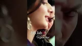 Tera Chehra Jab Nazar Aaye    Romantic Full Screen Status
