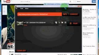 طريقة تحميل الفيديو من اليوتيوب بصيغة mp3+avi+mp4