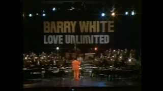 BARRY WHITE | Live in Frankfurt (Germany, 1975)