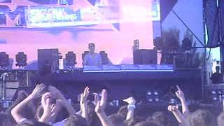 Nicky Romero 3 Main Stage Global Gathering 2012