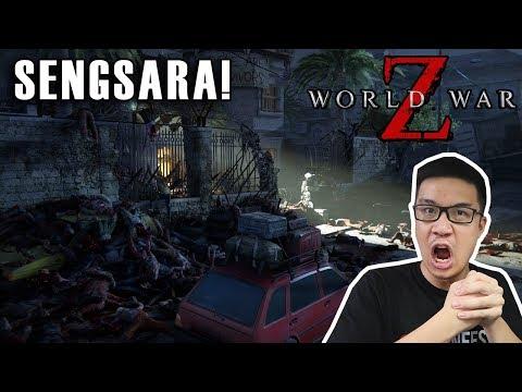 Proses Penyelamatan Berujung Sengsara! - World War Z (Indonesia)