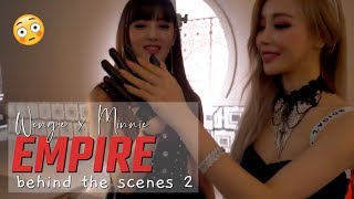 Wengie x Minnie 'EMPIRE' Behind The Scenes [BTS Part 2]