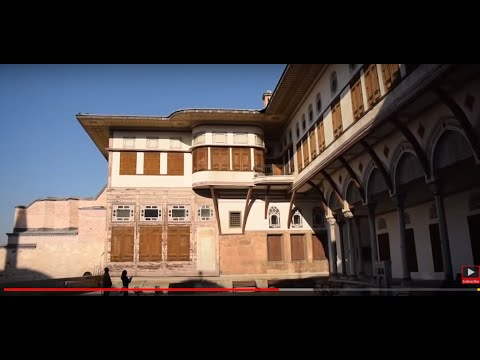 Inside the Ottoman Sultan's Harem - Topkapı Palace - Istanbul (Turkey)