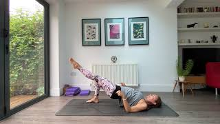 Our 12th Yoga Video - Hip Stability