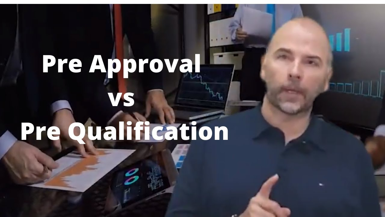 Pre Approval vs Pre Qualification  Which Should You Get? 🤔