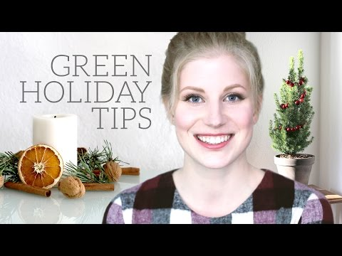 Eco-Friendly Holiday Tips   gifts, decor & parties with Greenvelope