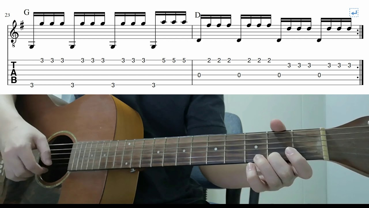 Play (Alan Walker) – Easy Fingerstyle Guitar Playthrough