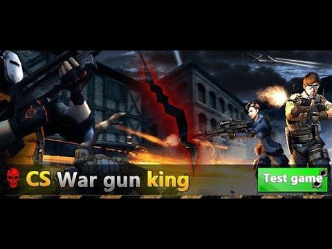 CS: War Gunking FPS Game - Unity Source Code For Sale - Sellmyapp.com