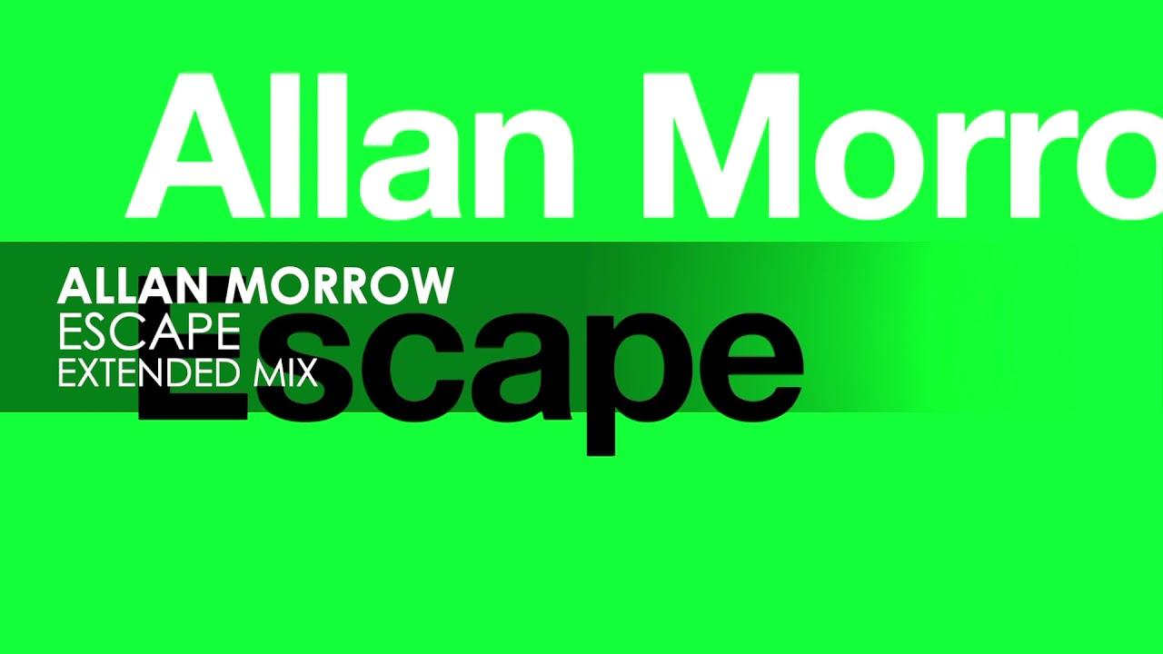 Allan Morrow - Escape