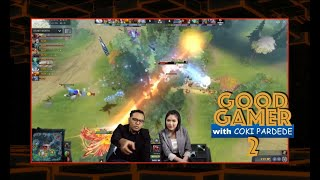 Coki Nyinyir Gamer Mobile Legends? | GOOD GAMER with COKI PARDEDE (2)