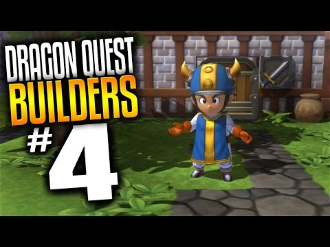 Save Dragon Quest Builders Gameplay - Ep 4 - Invasion Defence! (Lets Play Dragon Quest Builders) Pictures