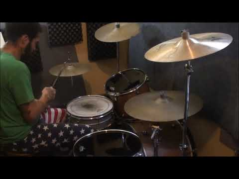 Toxic Narcotic _ I'm so thirsty (Drum Cover)