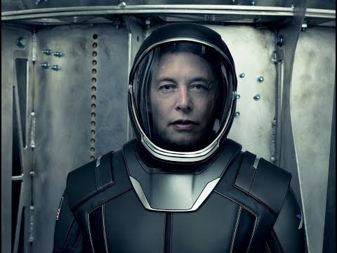 """""""Iron-Man"""" space suit unveiled by Elon Musk and astronauts are already in love with it"""