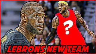 Lebron james is breaking up with the cavaliers again! where will he go?