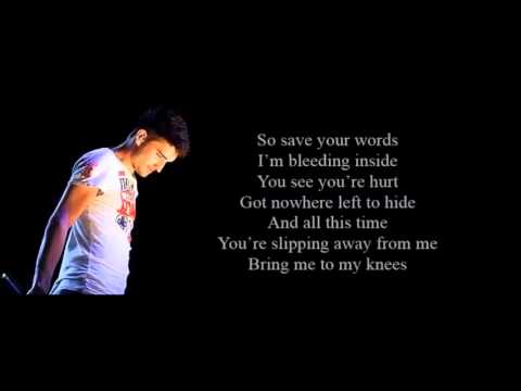 The Wanted   Love Sewn Lyrics