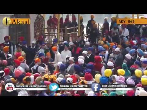 Akaal Exclusive on Justin Trudeau Harmandar Sahib, Amritsar Visit