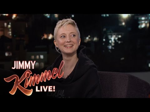 Andrea Riseborough on England and Los Angeles