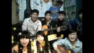 Bài hát tặng mẹ - Xóm trọ văn hóa cây mít - CLB Guitar Trường ĐH Nông Lâm Huế