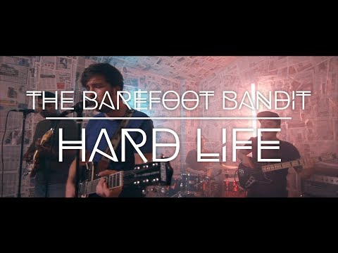 Hard Life - The Barefoot Bandit (OFFICIAL VIDEO)