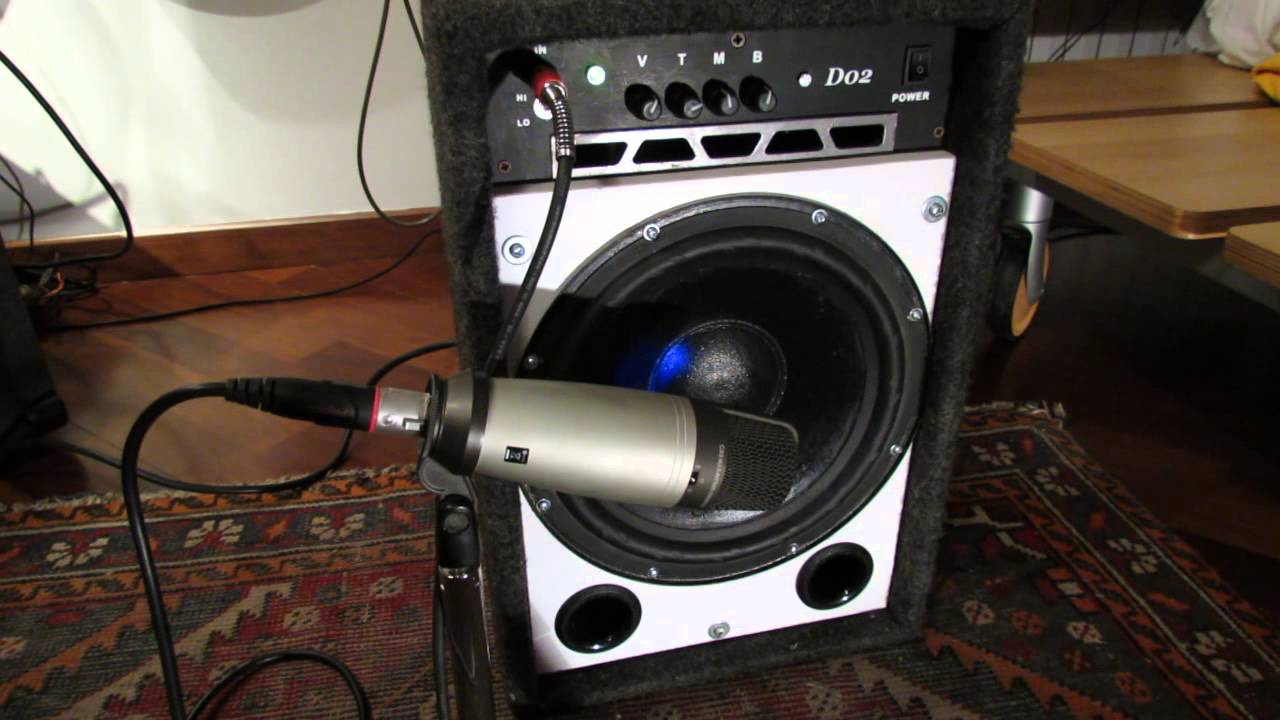 D02 A Simple 80w Bass Guitar Amplifier Built Around The Tda7294 Ic Listen Better T Use Lm1875 Currentmode Circuit