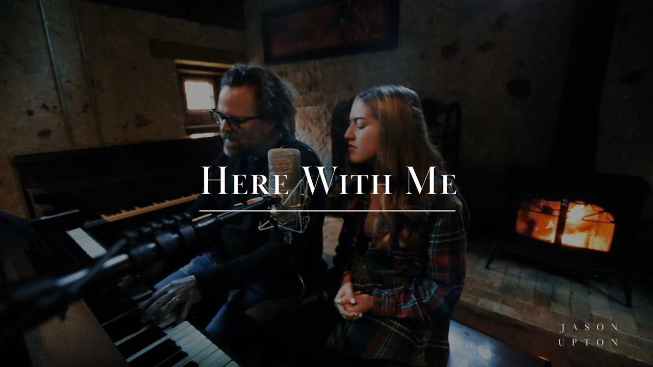Download Jason Upton - Here With Me (Official Lyric Video)