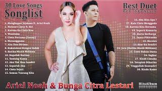 Download lagu Ariel Noah & Bunga Citra Lestari - Lagu Indonesia Terbaru 2020-2021