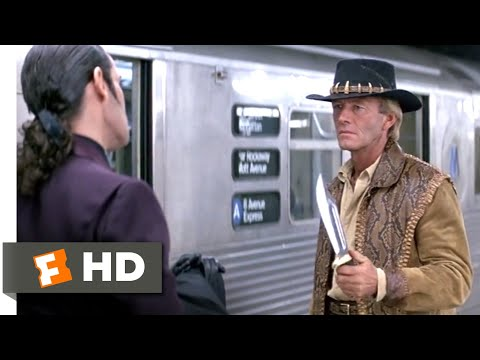 Crocodile Dundee II (1988) - Clint Eastwood Scene (2/10) | Movieclips
