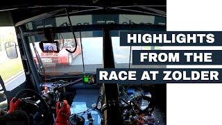 HIGHLIGHTS TRUCK RACING - ANTONIO ALBACETE / T SPORT BERNAU ZOLDER 2020