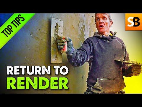 How to Render Exterior Walls - Beginner Tips