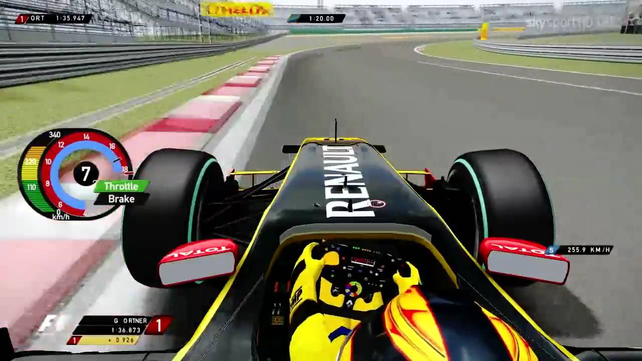 Download game f1 2010