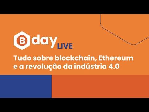 🔴MBDAY Live – Tudo sobre blockchain, Ethereum e a revolução da indústria 4.0