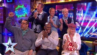 Stephen grills the finalists | Semi-Final 2 | Britain's Got Talent 2015