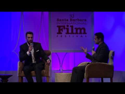 SBIFF 2017 - Aaron Taylor-Johnson Discusses Winning His Golden Globe