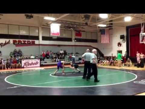 Wrestling 2 - Apple Valley Middle School vs. Cane River Middle School