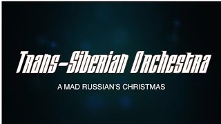 Trans Siberian Orchestra A Mad Russian 39 s Christmas