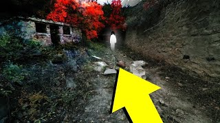 We Went Ghost Hunting In A HAUNTED Ghost Town...
