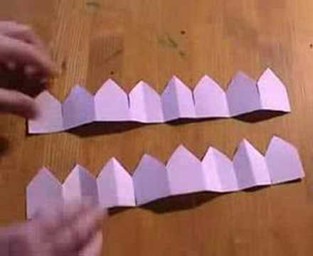 Paper lotus youtube for How to make a lotus with paper