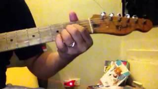 Those sweet words by norah jones guitar demo