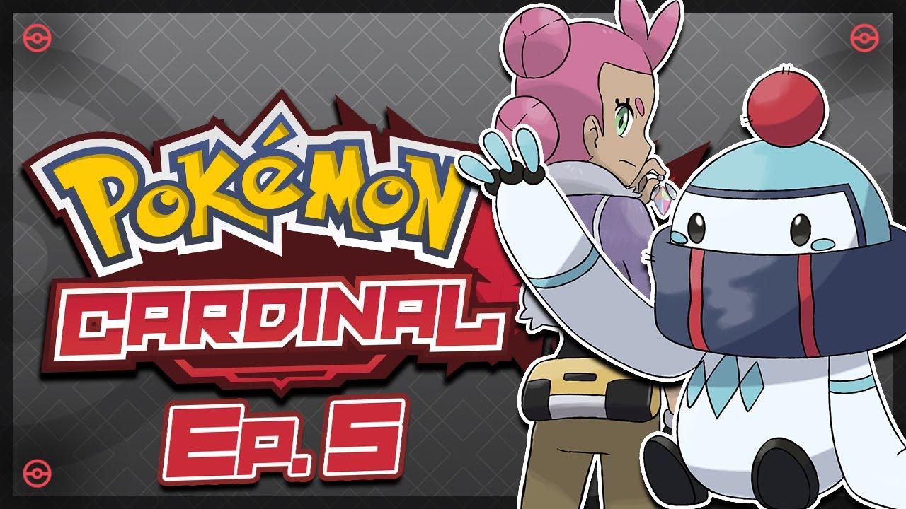 Download A Mysterious New Face - Pokémon Cardinal Episode 5