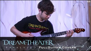 Download Mp3 Dream Theater - Paralyzed   Full Guitar+tabs Covers By Deem Thummarat