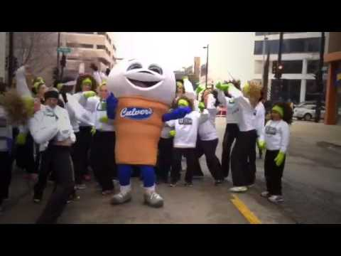HARLEM SHAKE: Glencastle Irish Dancers edition feat. Culver's