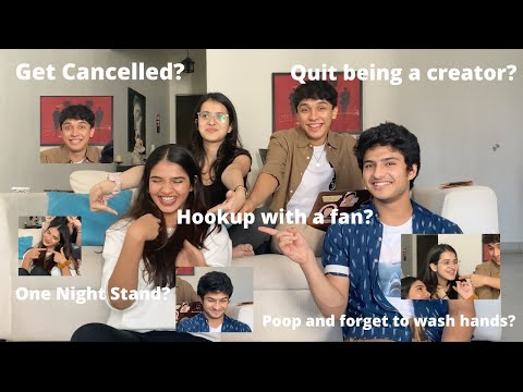 Who's Most Likely To? *EXPOSED* ft @The Taneeshow @Dev Raiyani @Tarini Shah