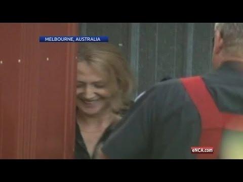 Melbourne mom sinks