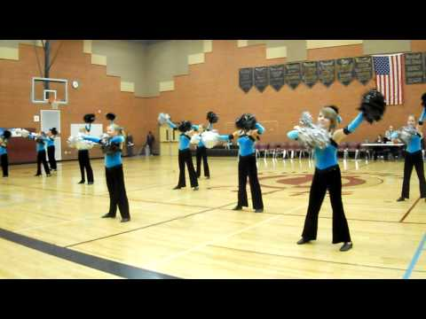 covington middle school dance team 2012