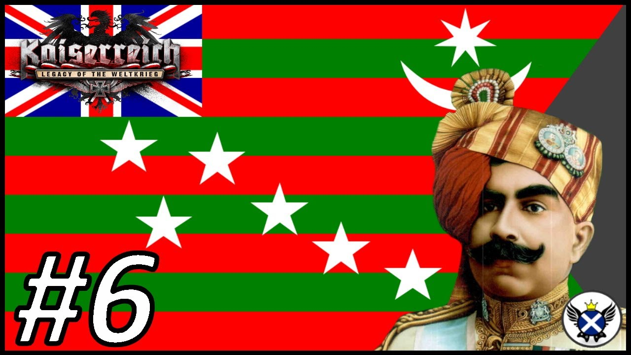 Saving the French Republic!   HOI4 Kaiserreich Dominion of India #6