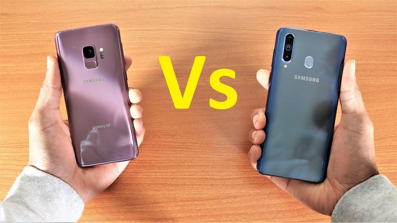 Samsung Galaxy S9 Test